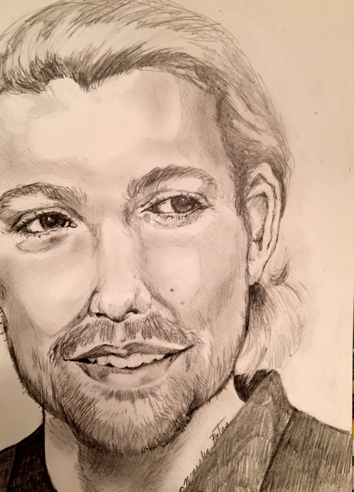 David Garrett por MarshaElle